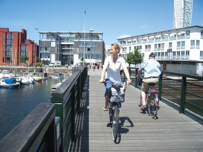 Lessons from Malmo's Green Transormation