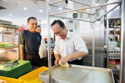 Project Dignity Kitchen, Giving Work to Disabled and Disadvantaged