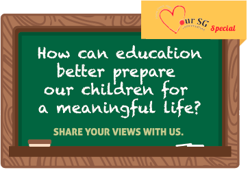 Your Say: Education and Your Children