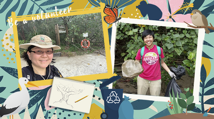 NPark volunteers play a key role in making Singapore a more nature-friendly city