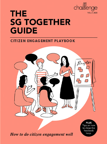 Citizen Engagement Playbook by Challenge PSD