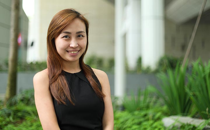 Jessica Lim, Housing and Development Board (HDB) Officer